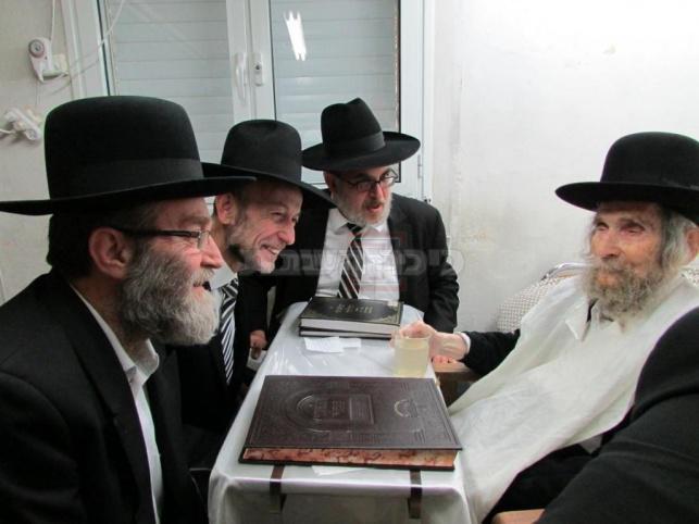 ח''כי 'דגל התורה' אצל מרן הרב שטיינמן