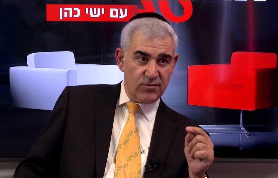 ר' משה חבושה בריאיון באולפן 'כיכר השבת'