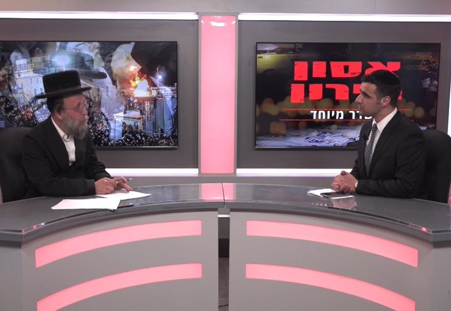 אהרלה יקטר בריאיון לישי כהן