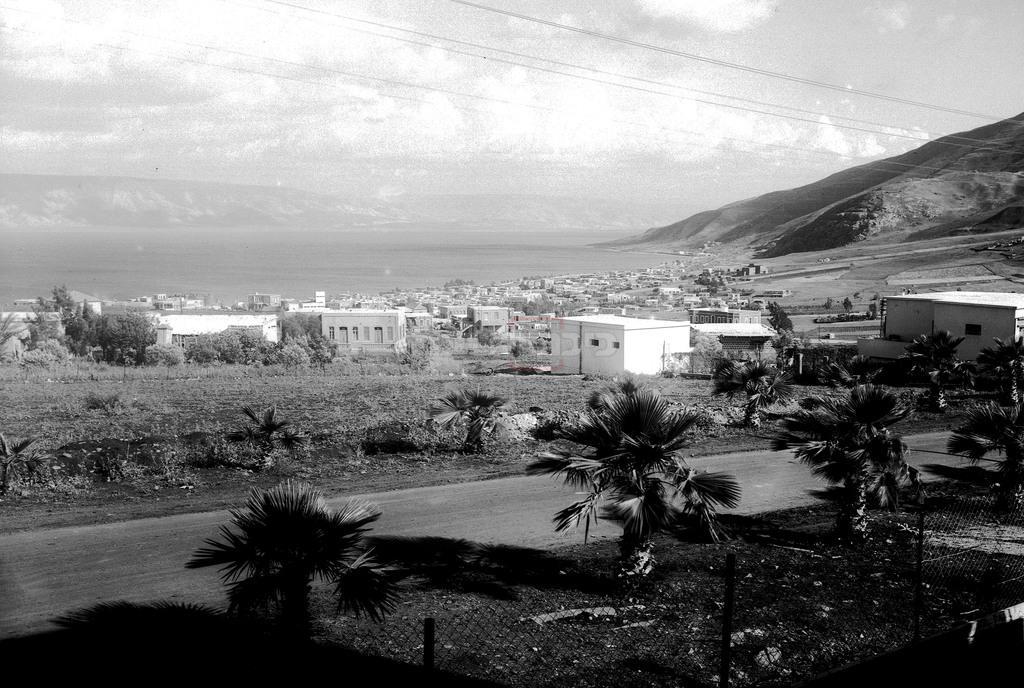 העיר טבריה בשנת 1934 (צילום: KLUGER ZOLTAN, לע''מ)