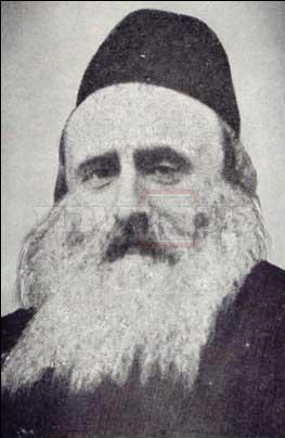 האדמו''ר רבי דוד בורנשטיין מסוכטשוב  (צילום: מתוך ויקיפדיה, ללא קרדיט)