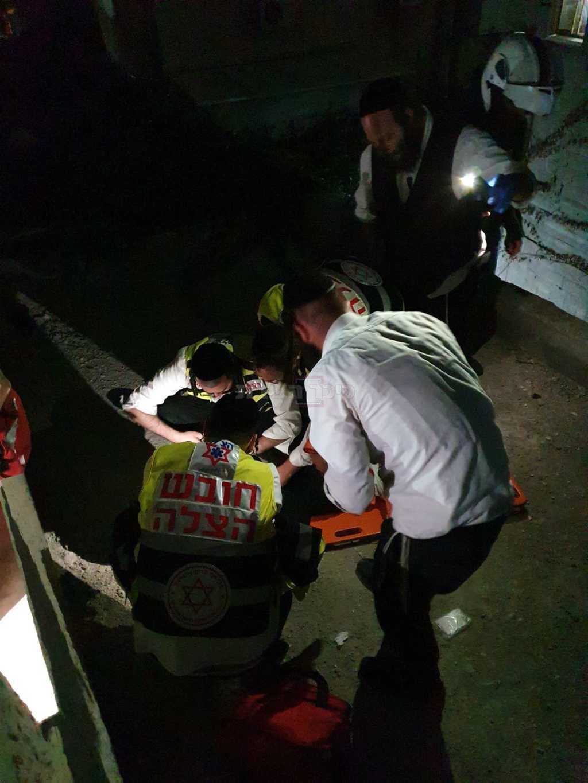 (צילום: דוברות ארגון הצלה)