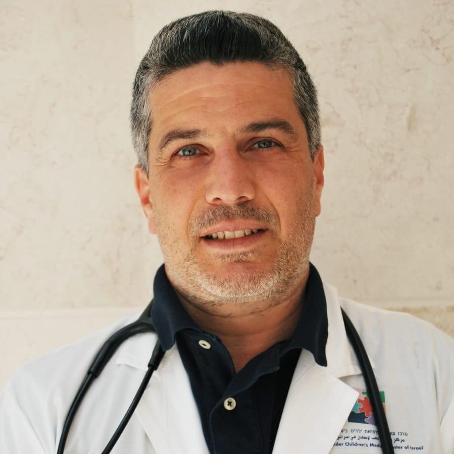 פרופ' אבי בילבסקי (צילום: דוברות מרכז שניידר)