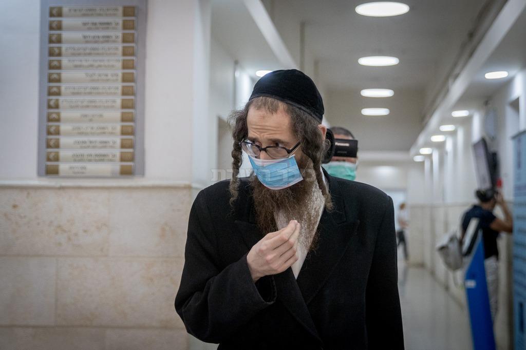 אלעזר רומפלר (צילום: חיים גולדברג, כיכר השבת)