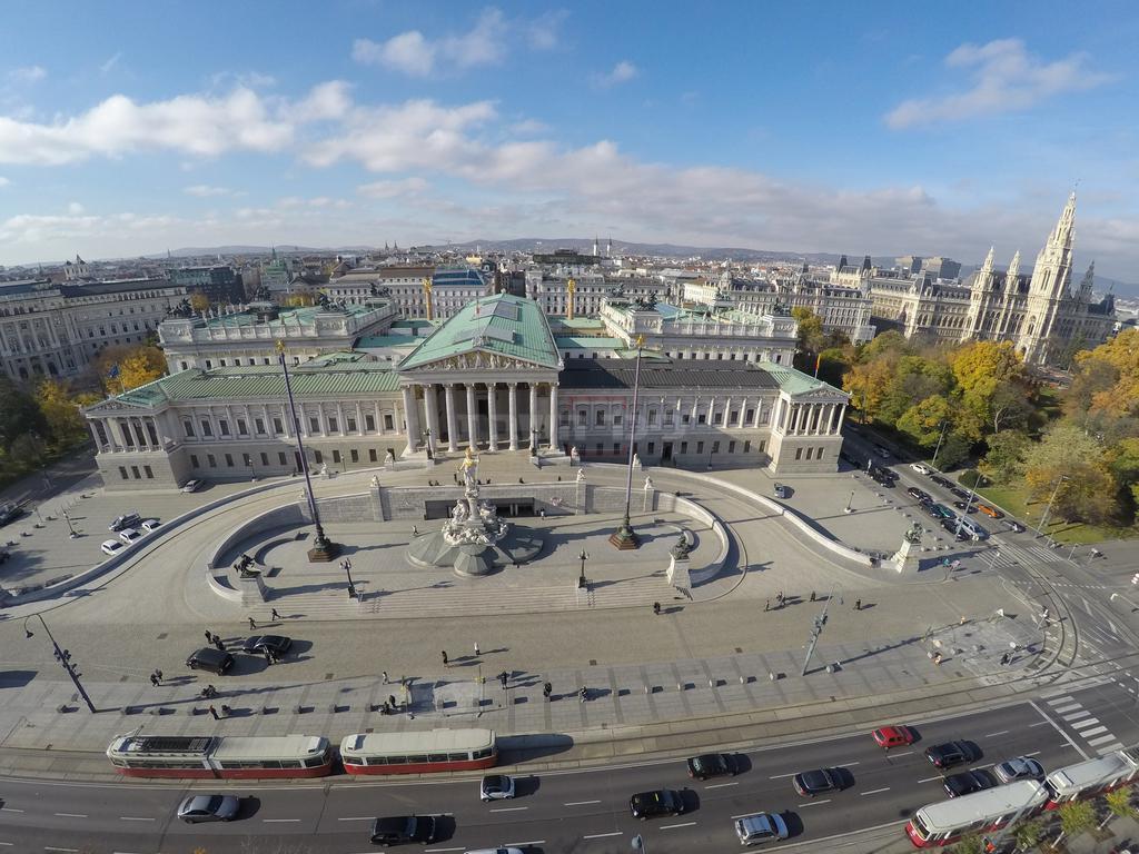 הפרלמנט האוסטרי (צילום: שאטרסטוק)