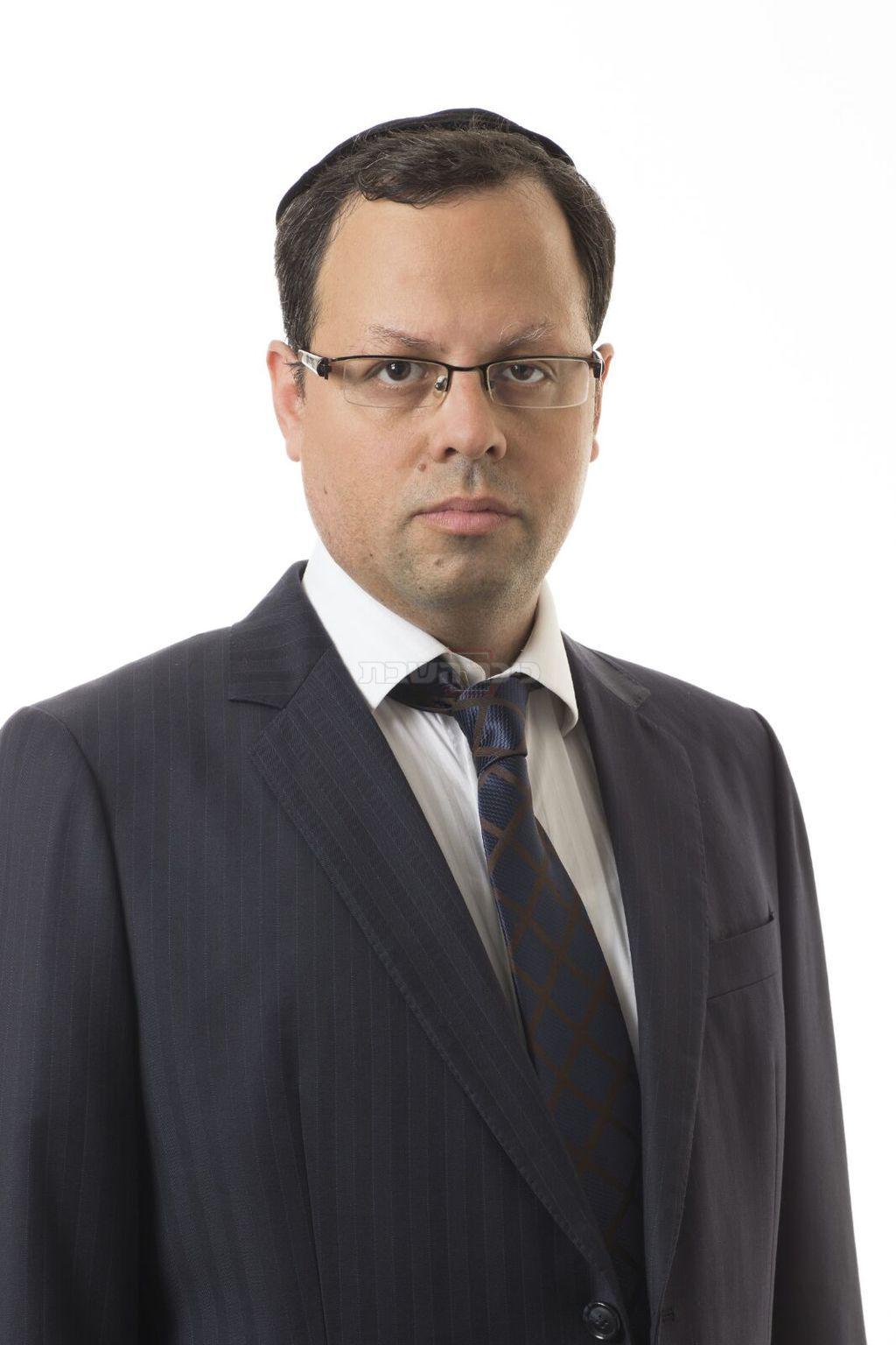 חבר המועצה מורגנשטרן (ללא קרדיט)