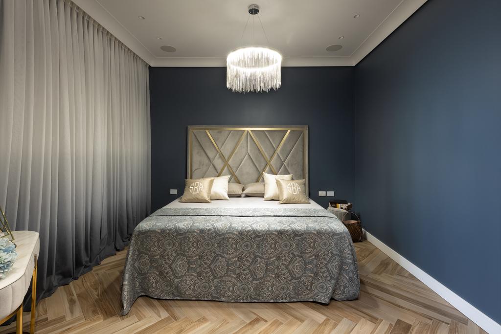יצירת תקרה בעלת מראה חלק עם חיווט נסתר של תאורה שקועה וגלויה   בעיצוב אביטל ובלהה (א. אבוחצירא)
