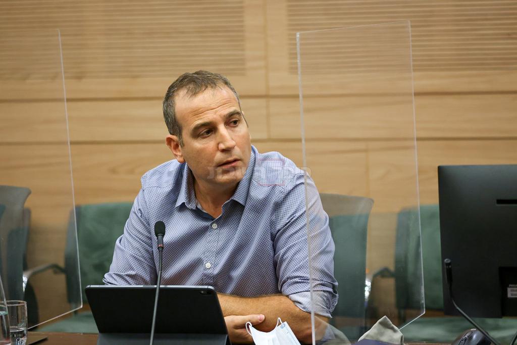 מנכ''ל המשרד לביטחון הפנים, תומר לוטן  (צילום: נועם מושקוביץ, דוברות הכנסת)