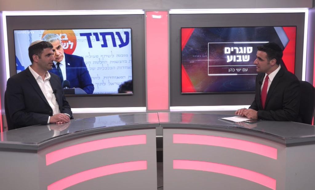 ח''כ שלמה קרעי בריאיון לישי כהן