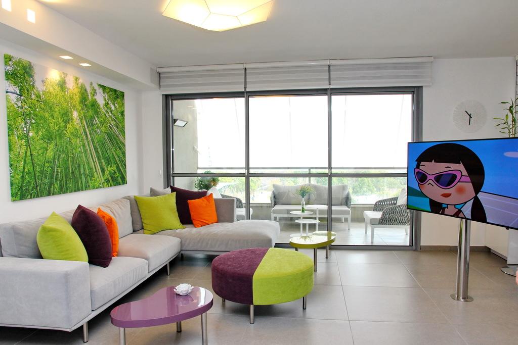 ההשראה: בית צעיר וססגוני, אדריכלית: מיכל יפתח רותם (צילום: צבי רותם)