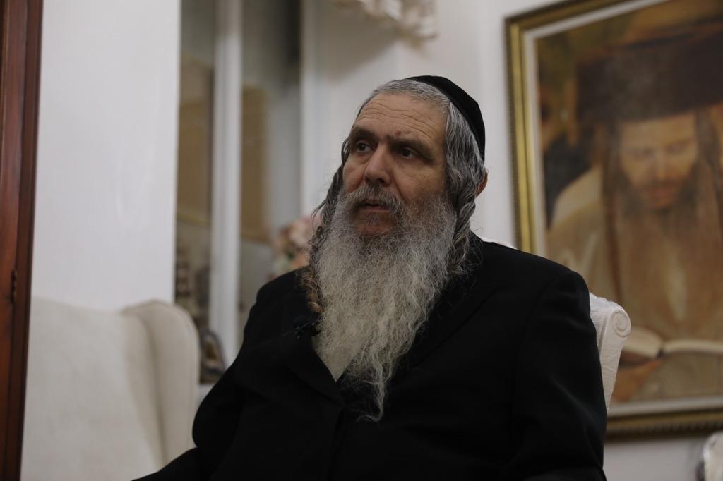 הרב שלום ארוש בריאיון ל'כיכר השבת'