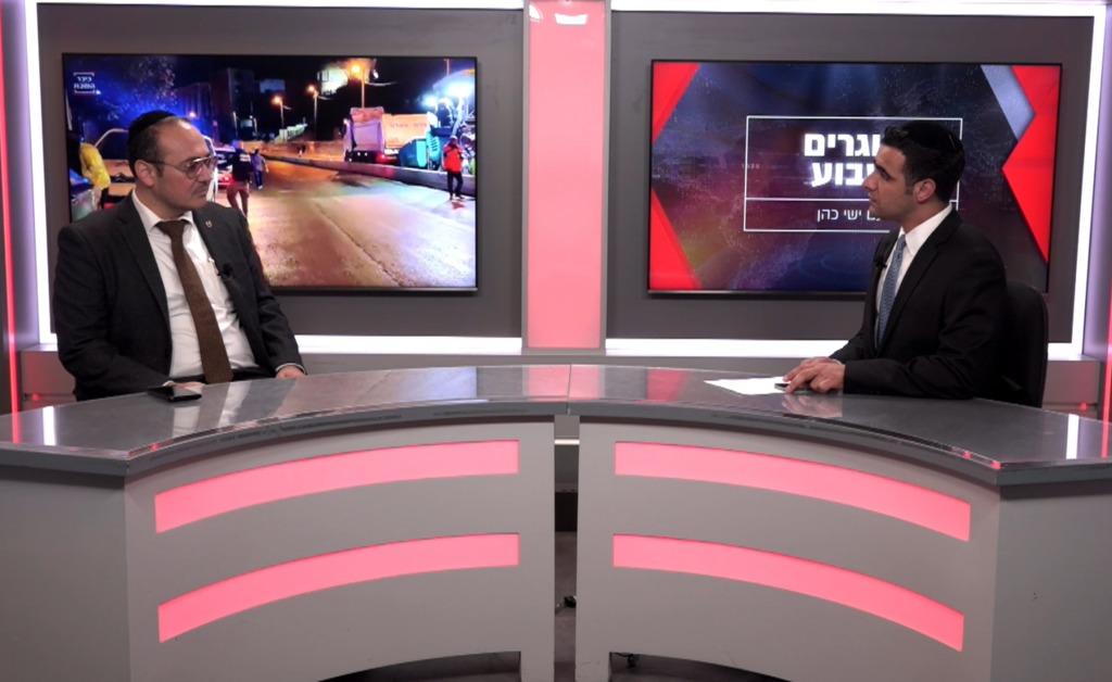 עו''ד בנימין ארביב בריאיון לישי כהן