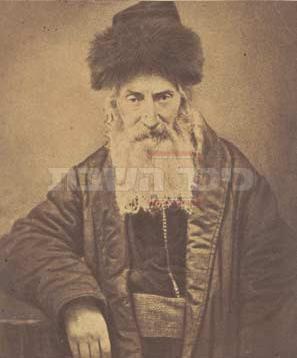 הרב אליהו גוטמטכר, המכונה ''הצדיק מגריידיץ'' (ללא קרדיט, מתוך ןיקיפדיה)