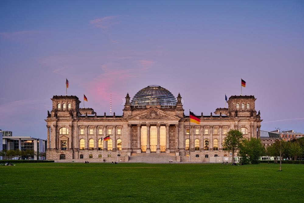הפרלמנט הגרמני (צילום: Shutterstock)