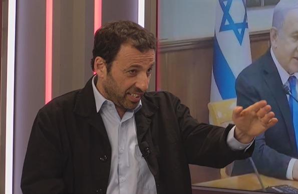 רביב דרוקר באולפן 'כיכר השבת'