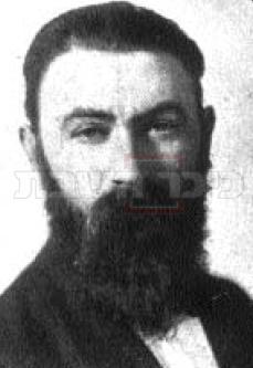 חבר הפרלמנט בריגא הרה''ח מרדכי דובין  (מתוך ויקיפדיה, ללא קרדיט)