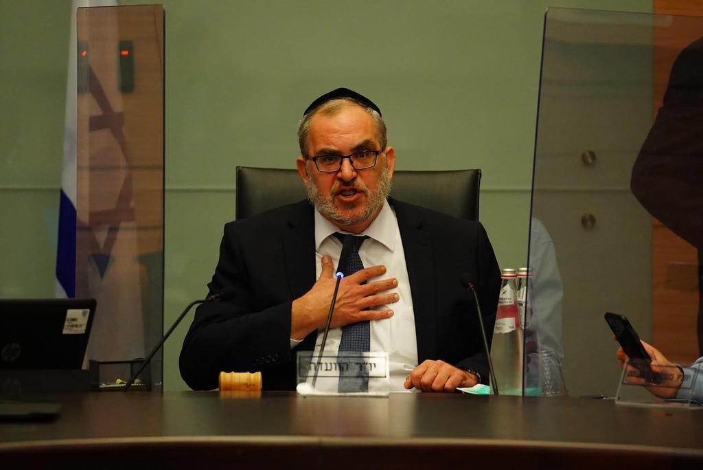 יו''ר הוועדה ח''כ יעקב אשר (דוברות הכנסת)