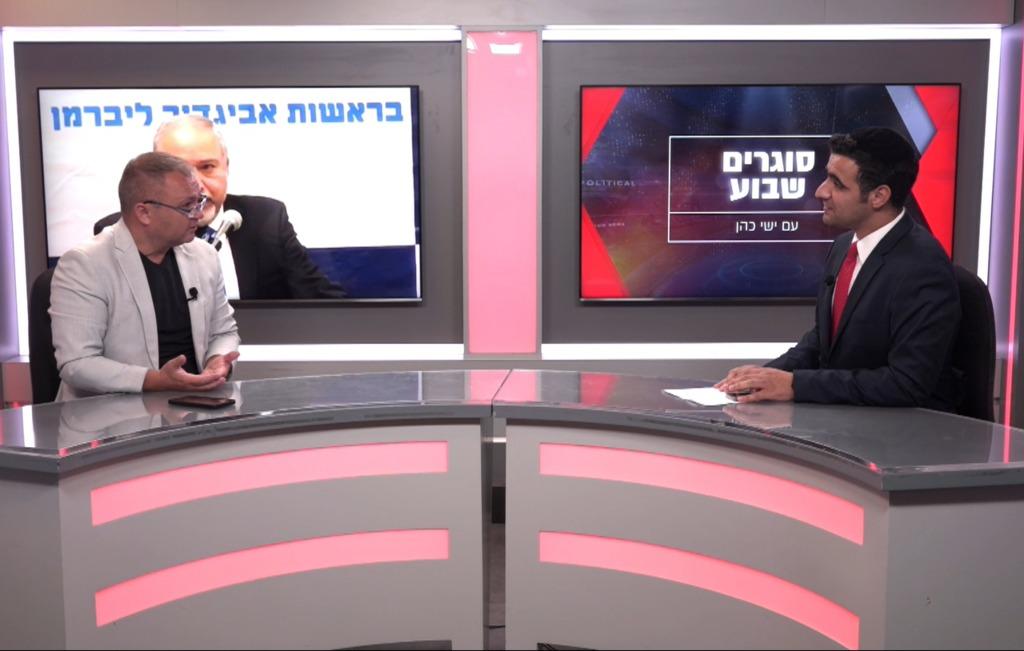 סמיון גרפמן בריאיון לישי כהן