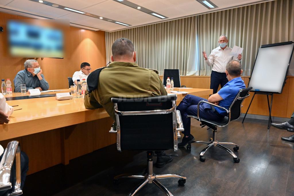 (צילום: אריאל חרמוני / משרד הביטחון;)