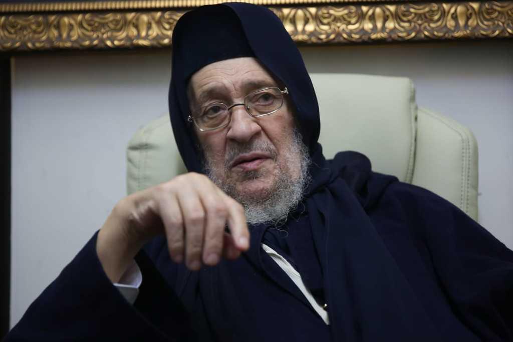 הבבא ברוך בראיון ל'כיכר השבת'