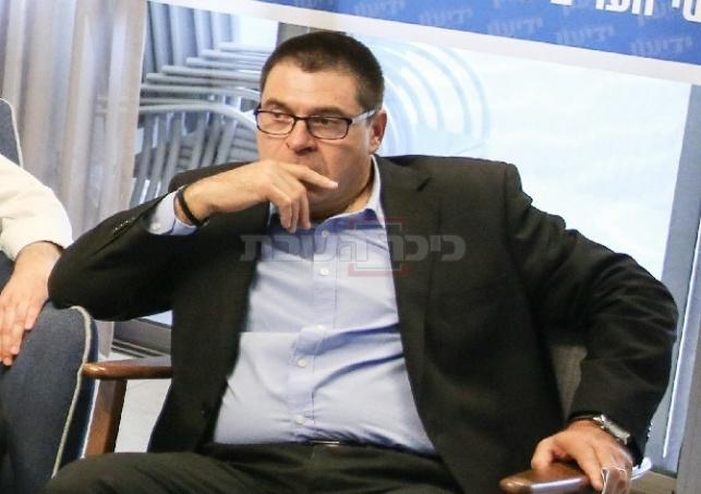 ראש העיר שוקי אוחנה  (צילום: דוד כהן / ידיעון צפת)