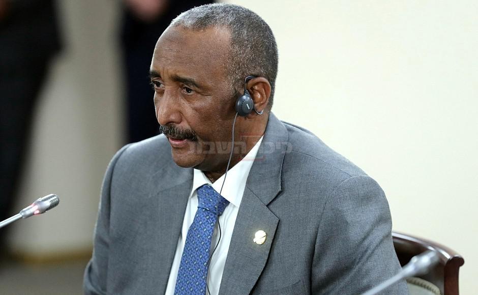 המנהיג הסודני (צילום: מתוך אתר הקרמלין)