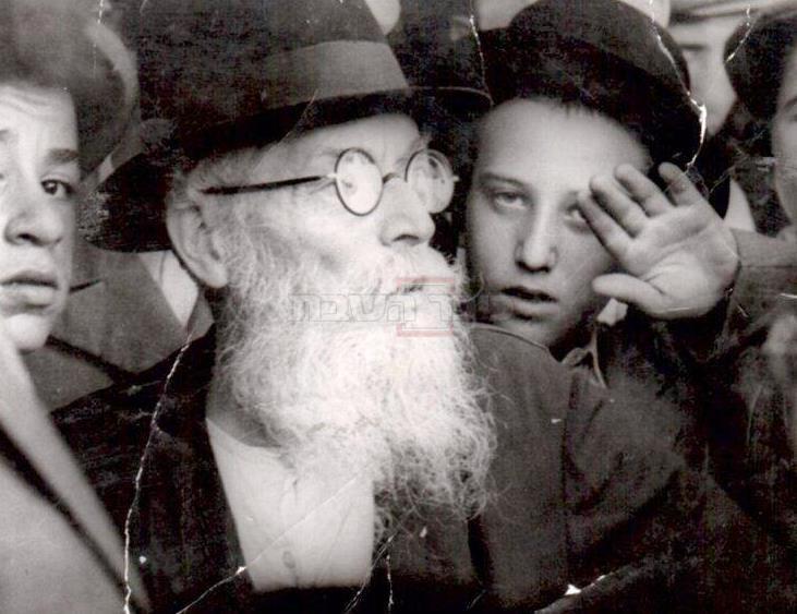 החזון איש זצ''ל (צילום: מתוך ויקיפדיה)