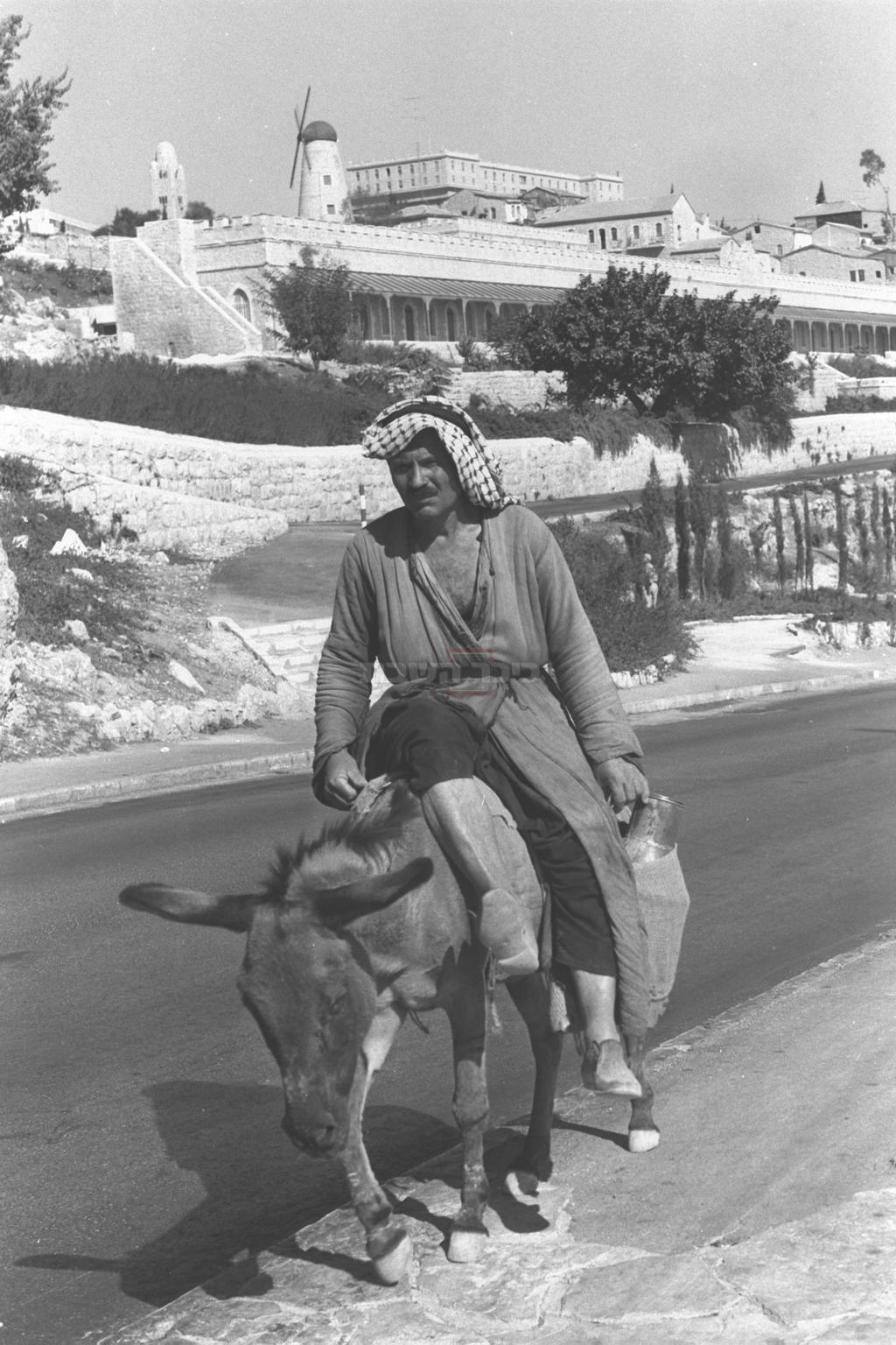 משכנות שאננים, 1974 (צילום: SA'AR YA'ACOV, לע''מ)