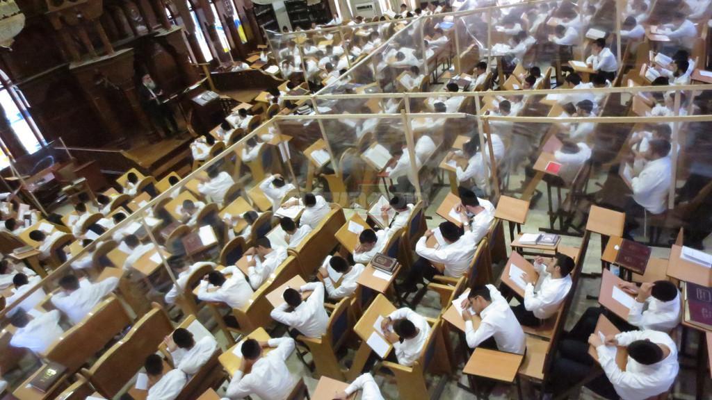 ישיבת יסודות התורה (באדיבות המצלם)
