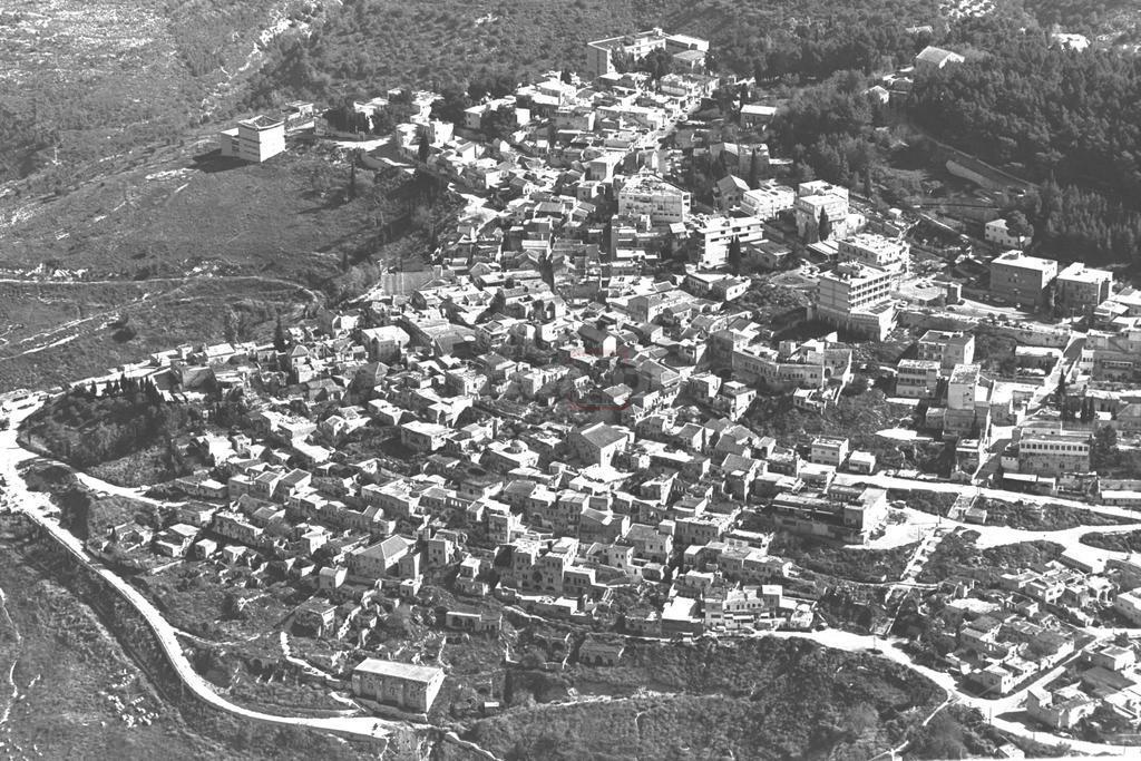צפת, 1970 (צילום: MILNER MOSHE, לע''מ)