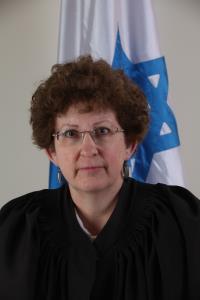 השופטת רבקה פרידמן-פלדמן. תשב בראש ההרכב (צילום: אתר בתי המשפט)