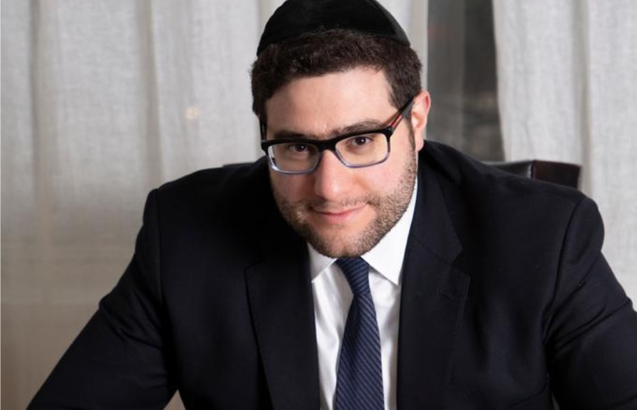 הרב בנימין גולדשמידט (צילום: באדיבות המצלם)