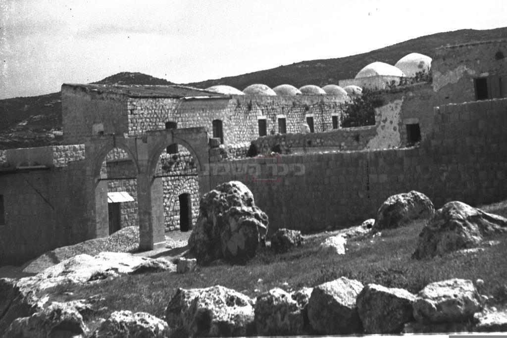מירון, 1950 (צילום: הנס פין HANS PIN, לע''מ)