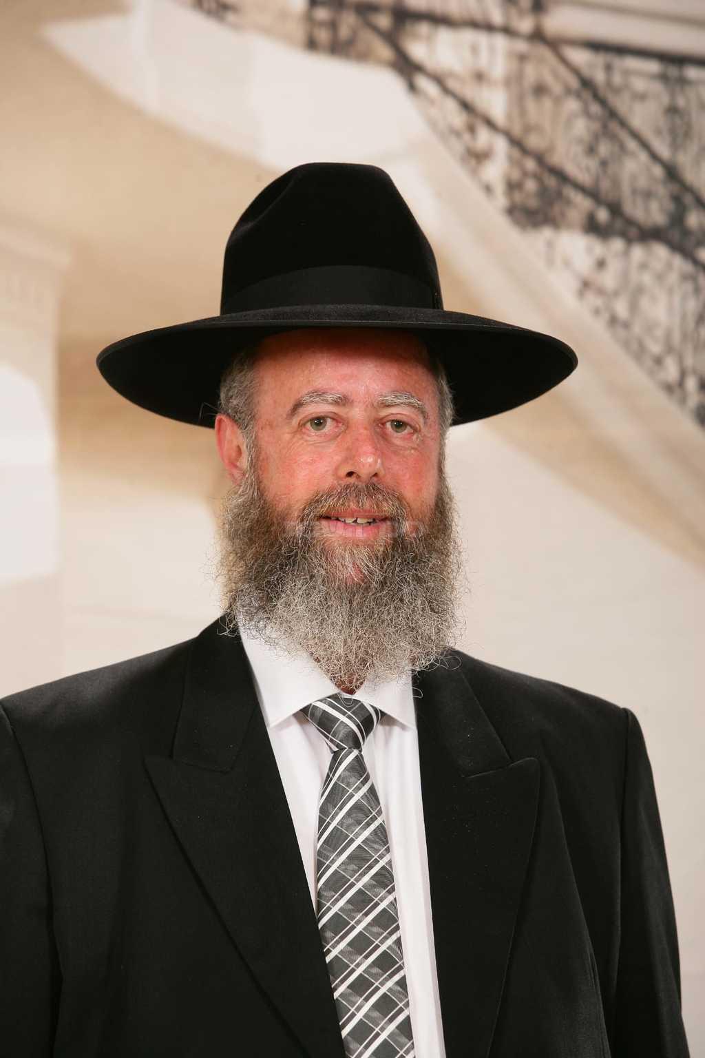הרב יצחק לוי ז''ל