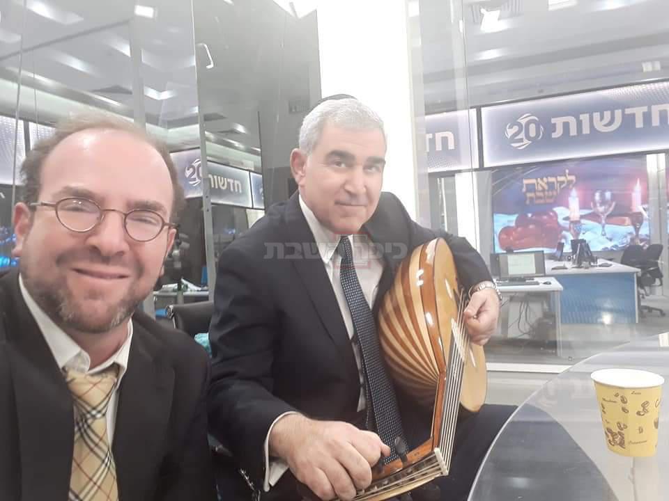 שלמה גליק ומשה חבושה (יח''צ)