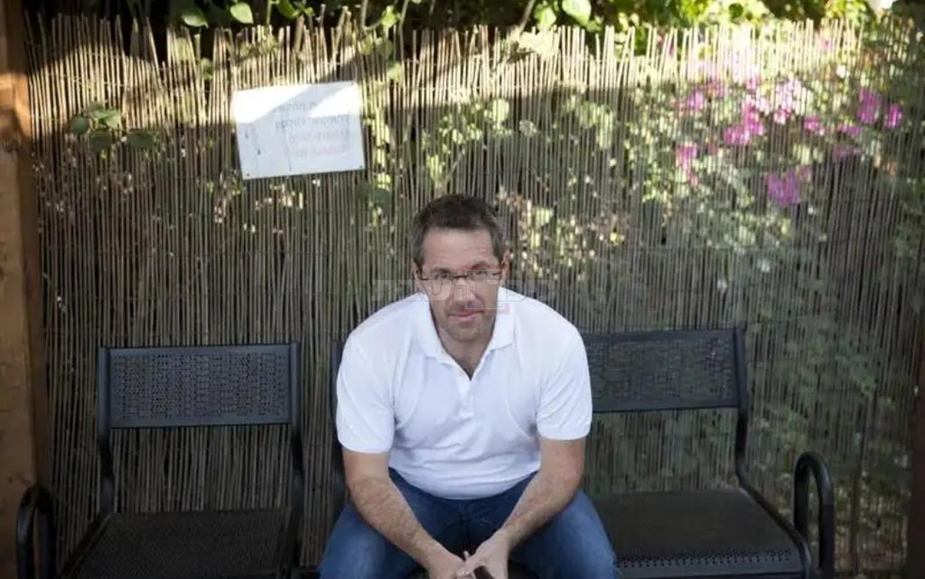 טל זילברשטיין. צילום: מוטי מילרוד