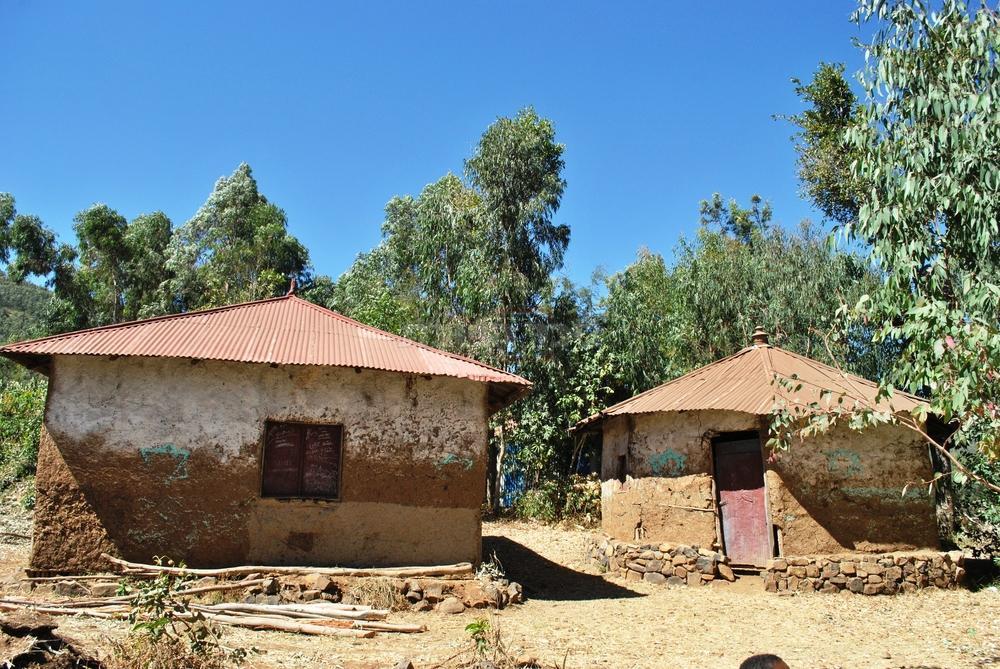 בית כנסת יהודי באתיופיה. צילום: שאטרסטוק