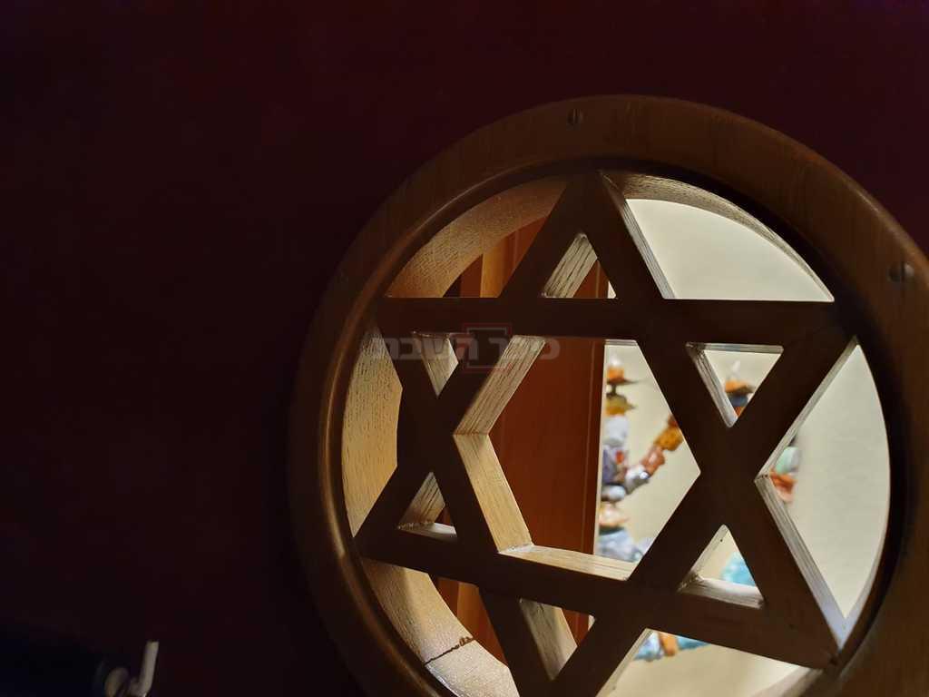 בית הכנסת בשדה התעופה