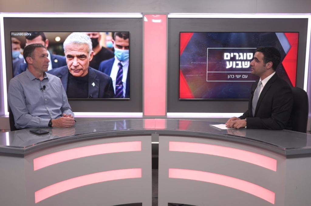 ח''כ מתן כהנא בריאיון לישי כהן