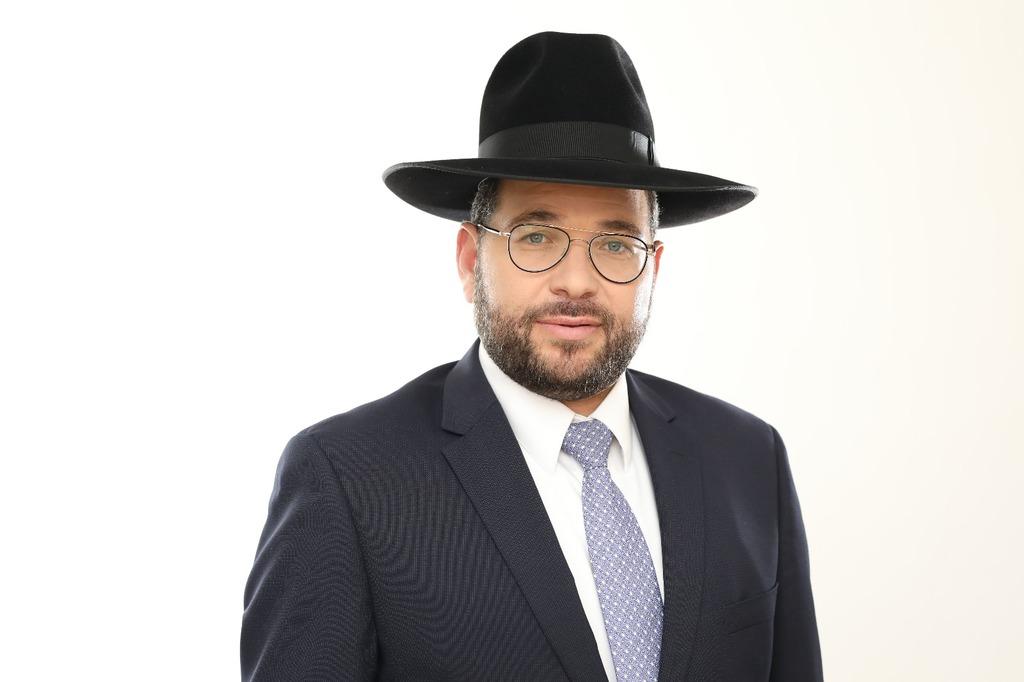 הרב בן ציון נורדמן (צילום: אבי רביבו)
