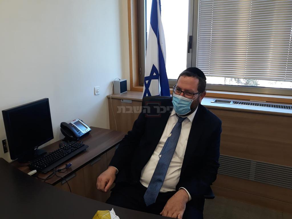 ח''כ אליהו ברוכי (צילום: דוברות)