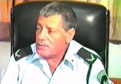 תנ''צ (בדימוס) שמעון סביר, ראש היחידה החוקרת (צילום: דוברות המשטרה)