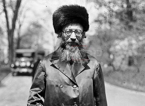 הראי''ה קוק זצ''ל (צילום: ספריית הקונגרס האמריקני)