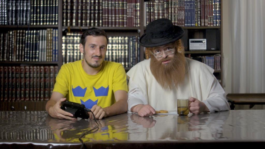 אפי סקקובסקי ומני וקשטוק