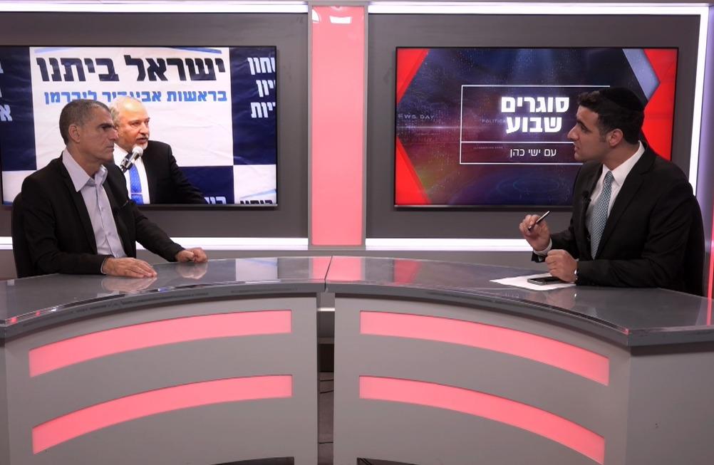 ח''כ מוסי רז בריאיון לישי כהן