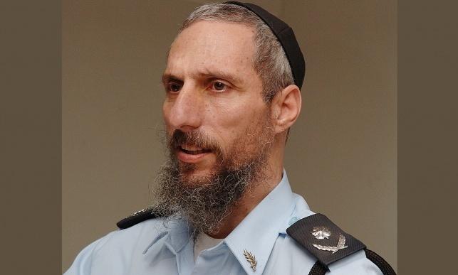 ניצב בדימוס אריק יקואל (צילום: חטיבת דובר המשטרה, Cc-by-sa-3.0)