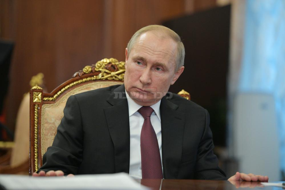 הבטיח שישיב את הספרים. נשיא רוסיה פוטין (צילום: Shutterstock)