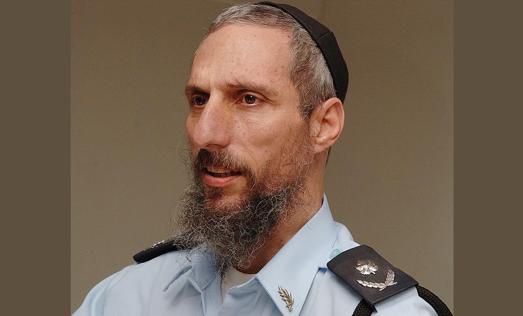 אריק יקואל (צילום: חטיבת דובר המשטרה, Cc-by-sa-3.0)