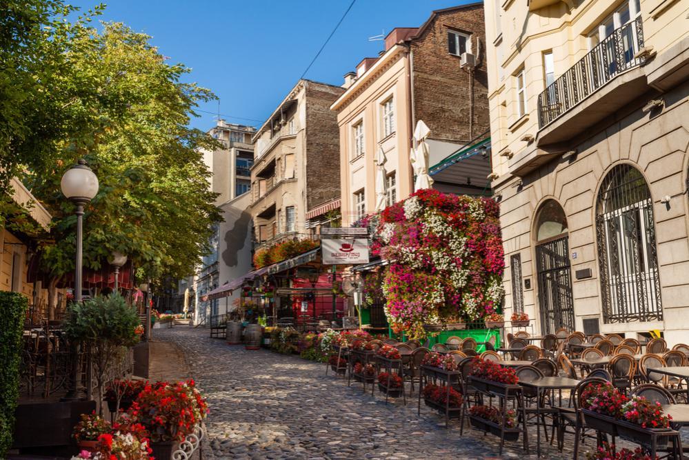 בלגרד, סרביה (צילום: שאטרסטוק)