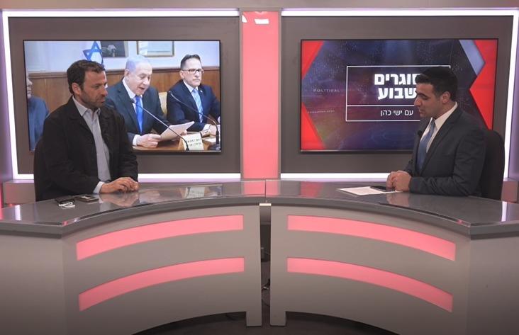 רביב דרוקר בריאיון לישי כהן